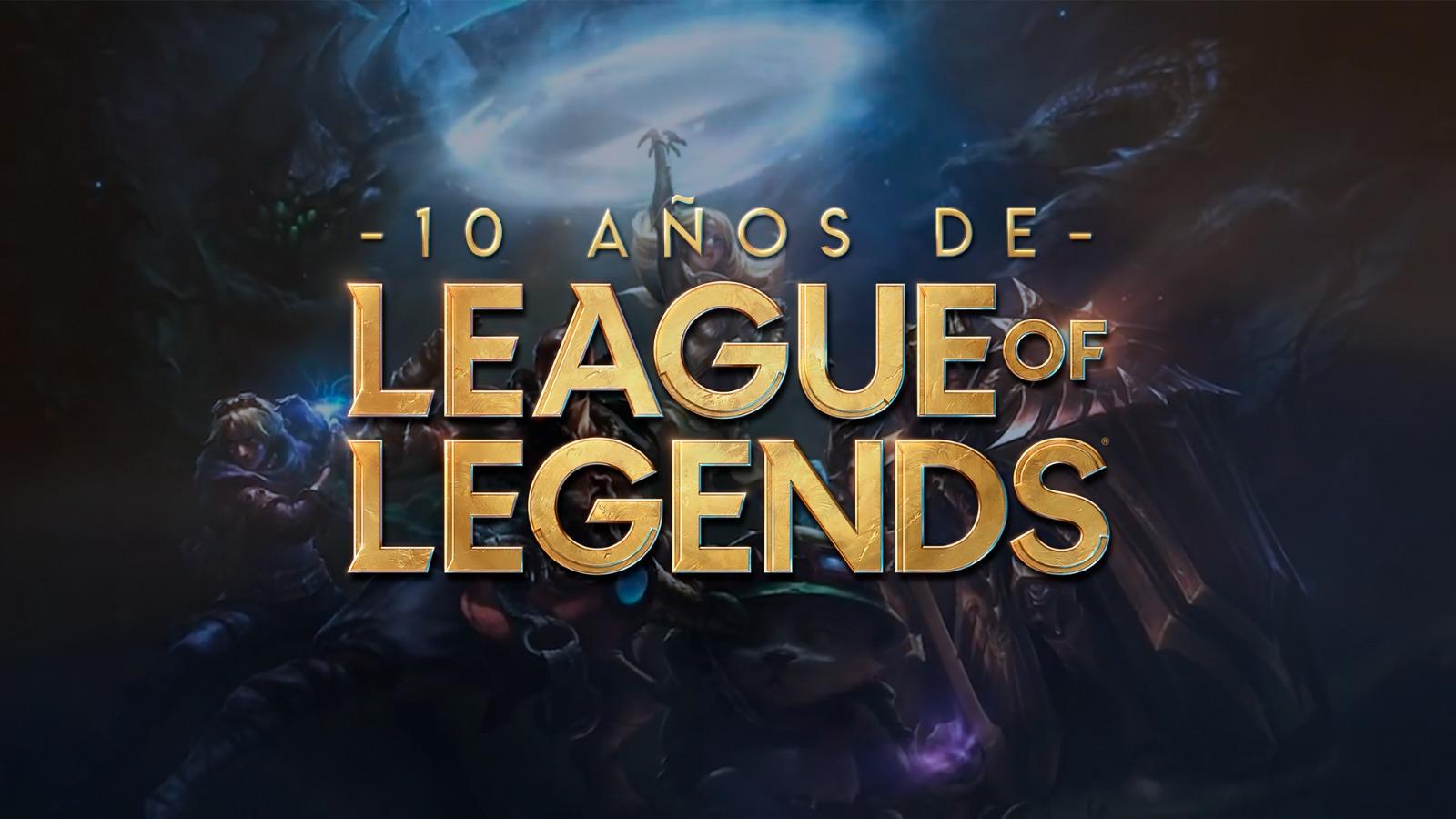 10_años_League_of_Legends